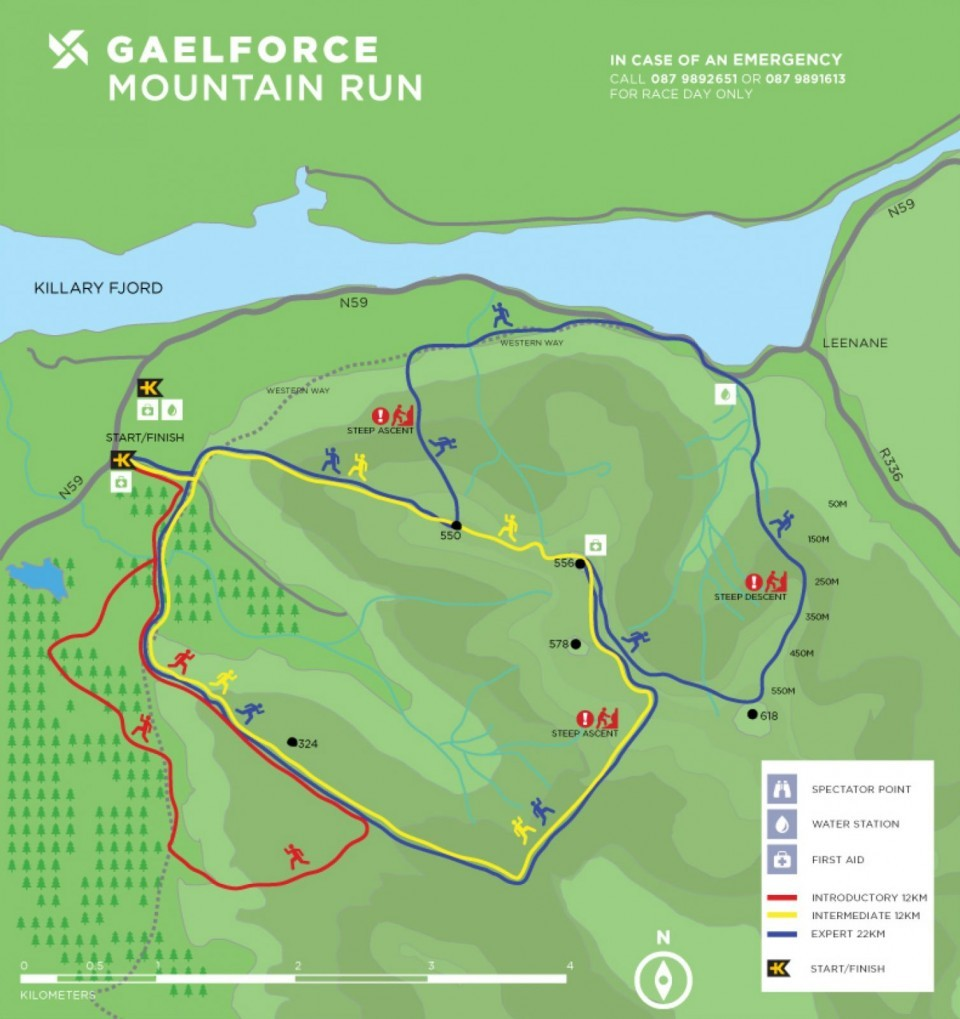 THE 12KM INTRODUCTORY MOUNTAIN RUN
