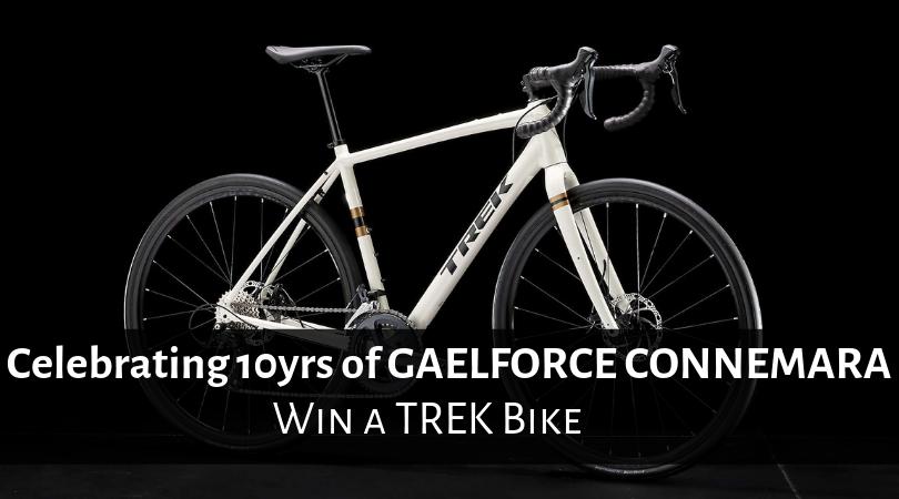 Amazing Bike giveaway with the Connemara Adventure Challenge
